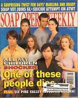JUNE 19 2001 - SOAP OPERA WEEKLY vintage magazine