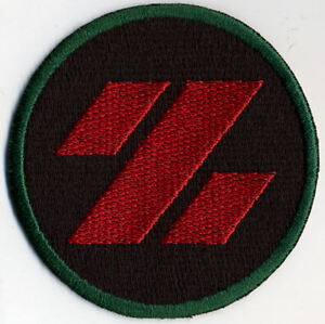 GI-Joe-Action-Force-3-034-Embroidered-Iron-On-Patch-Z-Force-Ground-Assault