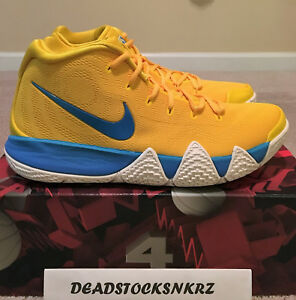 huge discount 56266 21521 Details about Nike Kyrie 4 Kix BV0425 700 Cereal Pack Men's Sizes