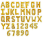 16-034-Rose-Gold-Silver-Numbers-Letters-Foil-Balloons-Self-inflating-Custom-Balons thumbnail 3