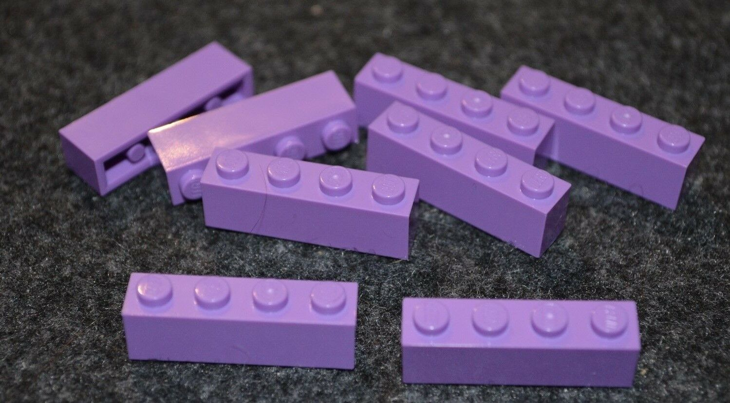 1x4 Lavender Standard Brick Bricks ~ Lego ~ NEW 8