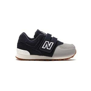 Clothing, Shoes & Accessories Scarpe Sportive Bambino New Balance In Pelle Con Strappo Blu Iv574bub Selling Well All Over The World