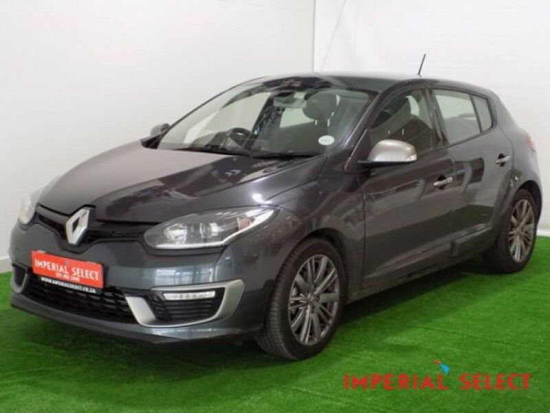 2017 Renault MEGANE HATCH HATCH