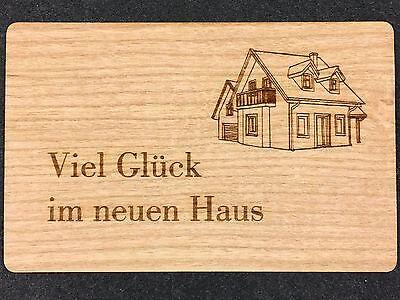Quire*Postkarte**Umzug*Neues Heim*Neue Adresse*10 x15cm*