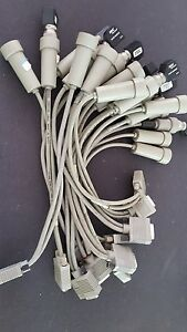 Qty-10-IBM-3476-3477-3486-3487-3488-034-Y-034-Connectors