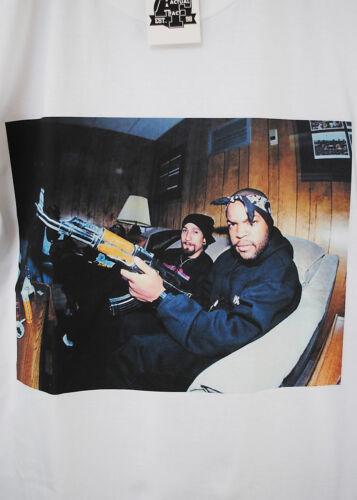 Actual Fact Ice Cube B Echt Cypress Hill Ak47 Hip Hop Rap Urban T-Shirt