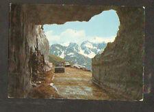 COL de L'ISERAN (73) RENAULT R8 & PEUGEOT 204 , MASSIF de L'ALBARON en 1974