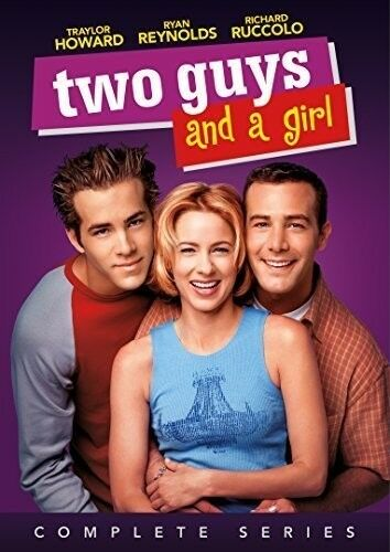 Two Guys & A Girl: The Complete Series - 11 DISC SET (2016, DVD NEW)