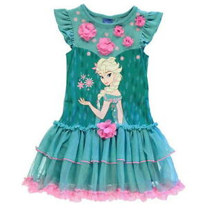 Elsa kleid ebay