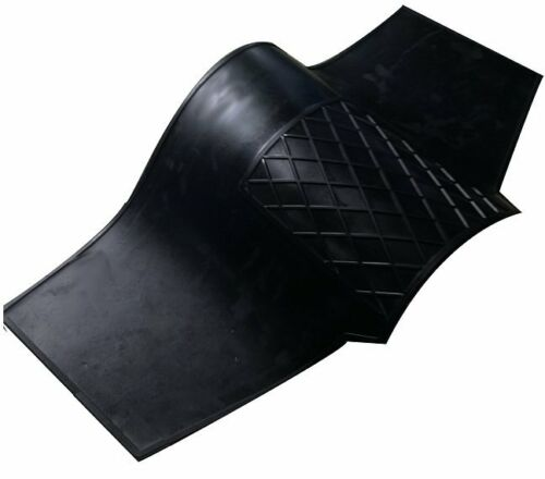 Universal Rear Tunnel Car Mat Rubber for Nissan Micra Pulsa Juke Quashqai All