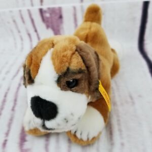 Steiff Knopf Im Ohr Boxer Puppy Dog