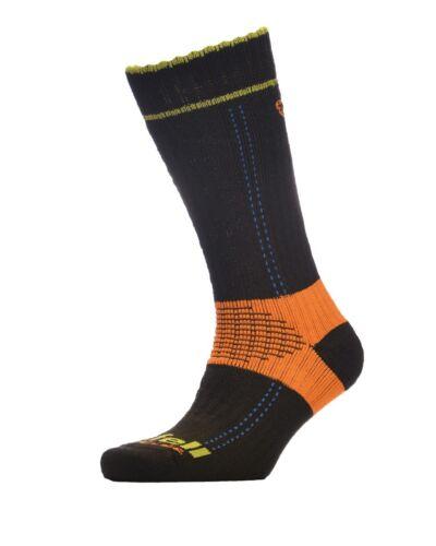 Orange /& Lime Arbortec Scafell Lite Socks Outdoor Work Sock Black S to 2XL