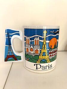 Paris Mug Eiffel Tower Exclusive France Souvenir