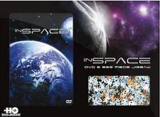 IN SPACE DVD & 500 PIECE JIGSAW BOX SET - PLANET EARTH JIGSAW PIZZLE