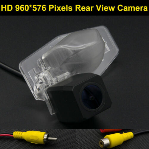 For Honda CR-V Fit Odyssey Crosstour Car PAL HD Backup Rear View Parking camera
