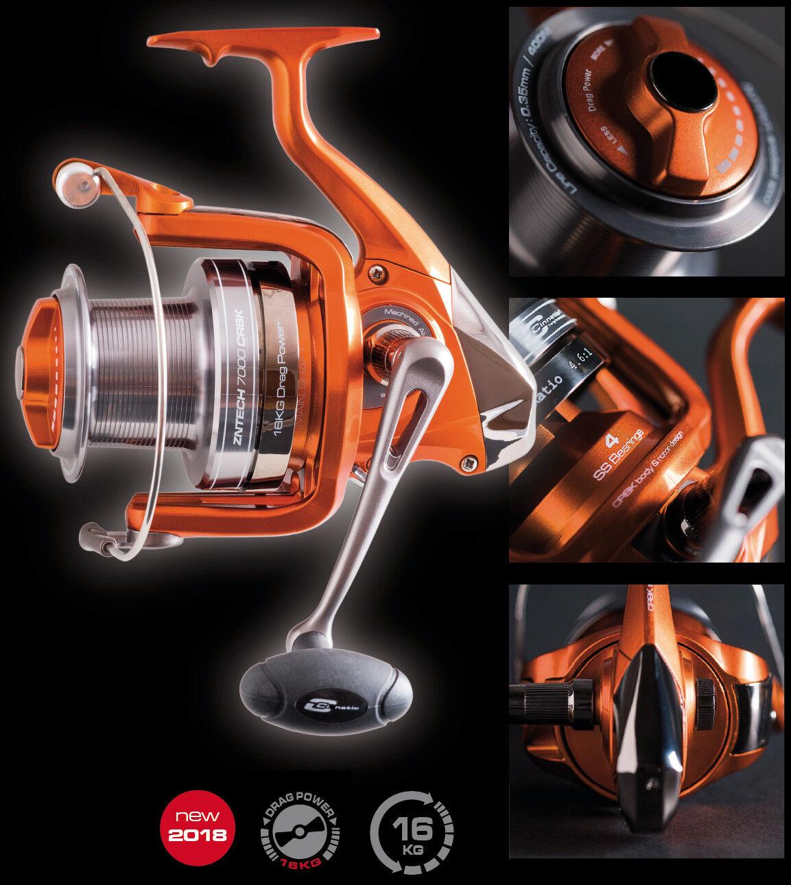 CINNETIC ZNTECH DS 7000 Fishing Reel - 210092