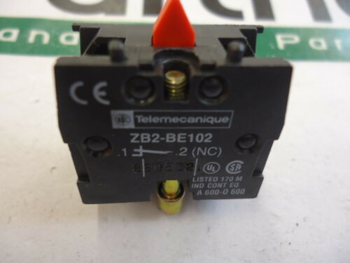 BRAND NEW! ZB2BE102 Telemecanique Switch Contact