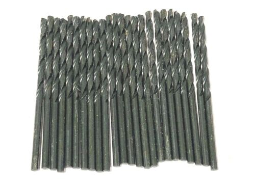 Marxman No.42 Drill Bit Jobber Length Heavy Duty Bits 135 Split Point 24 Pack