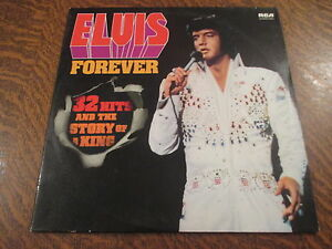 album-2-33-tours-elvis-presley-elvis-forever-32-great-tracks