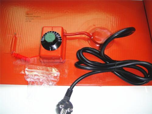 "6/"" X 27.5/"" 150 X 700mm 400W w Adj Control Refrigerant Cylinder Tank Blanket Band"