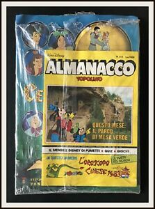 ALMANACCO-TOPOLINO-313-Blisterato-con-album-CENERENTOLA-1983-DISNEYANA-IT
