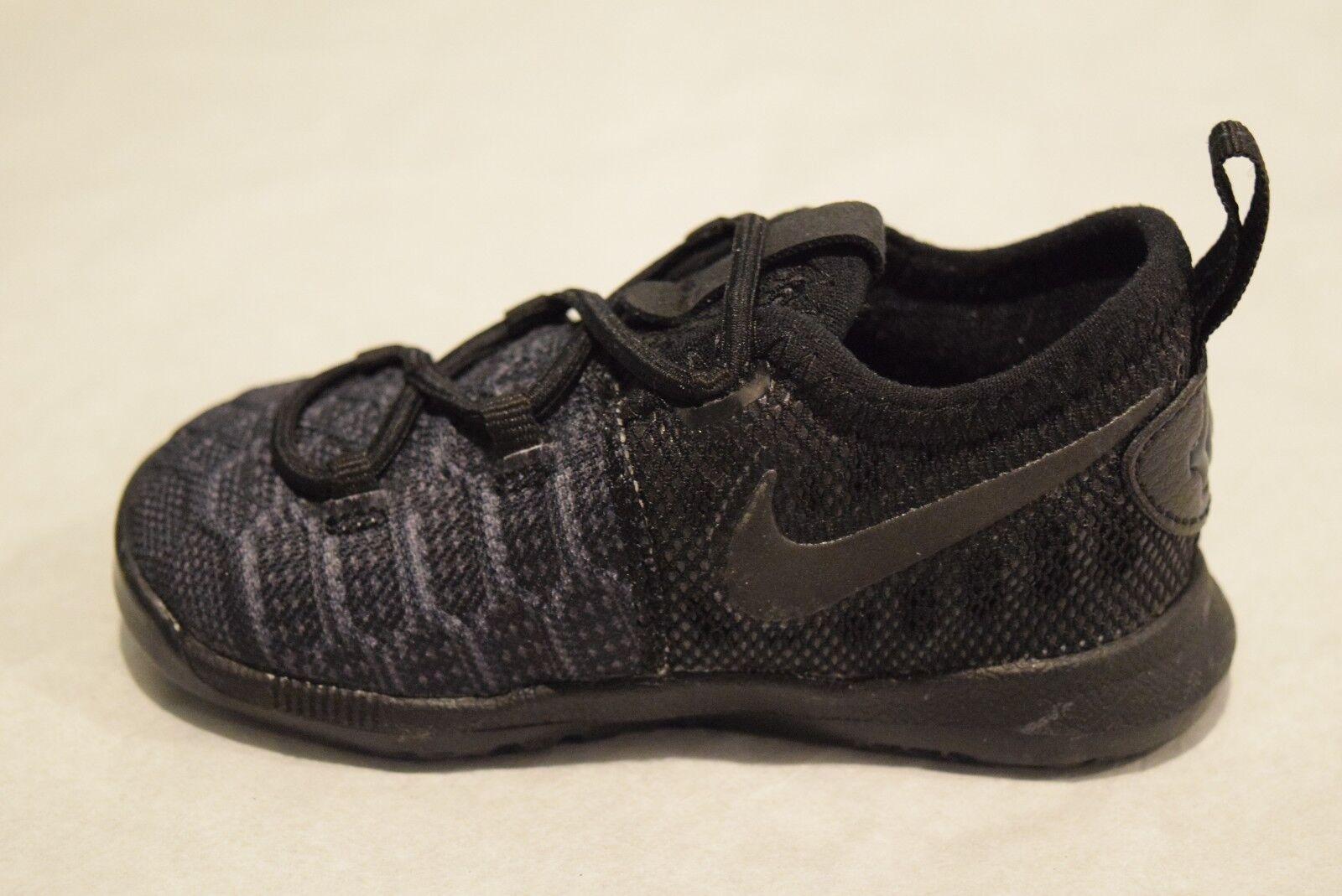 81c646e9cc6e Nike KD 9 Boys  Toddler Black black anthracite 55910001 5 for sale online
