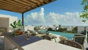 Estudio con Vista al Mar Preventa Playa del Carmen