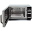 Sharp R860SLM 900W 25 Litre Flatbed Combination Microwave Oven Silver