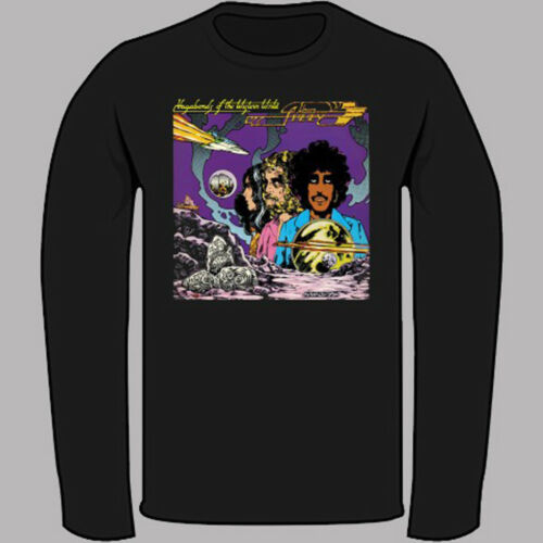 Thin Lizzy *Vagabonds of The Western World Black Long Sleeve T-Shirt Size S-3XL