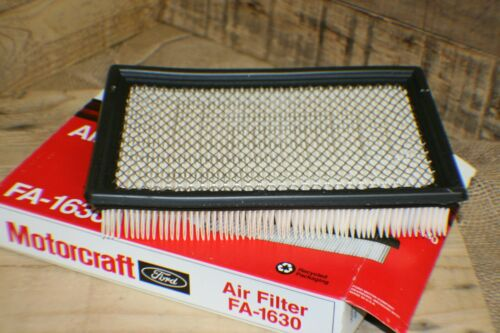 New OEM Ford Motorcraft FA1630 Air Filter Ford Taurus Mercury Sable 3.0L V6 ss1