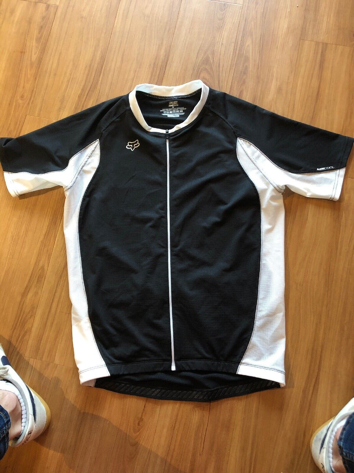 Fox Air Cool Cycling Jersey Mens Large