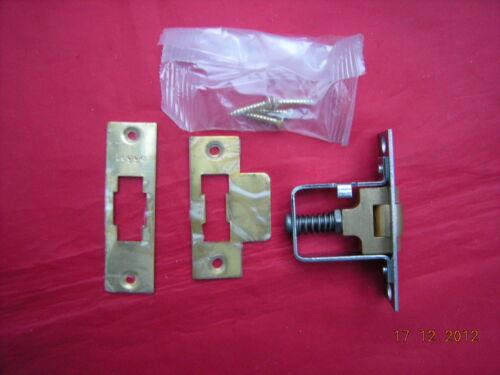 Legge Brass Plated B1511PB Roller Bolt Mortice Latch P1511