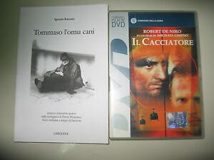 """DVD """"IL CACCIATORE"""" ALLEGATA A BASCONE I. - TOMMASO L'OMUCANI"""