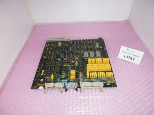 Temperature card Philips No. 9404 462 02021 for Ferromatik FM, FX