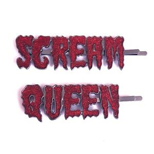 Kreepsville-666-Gothic-Horror-Occult-80s-Punk-Scream-Queen-Hairslides-Hair-Clips