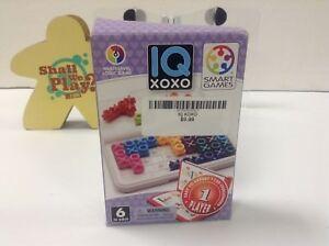 Smart-Games-Multi-Level-Logic-Game-IQ-XOXO-New-Sealed