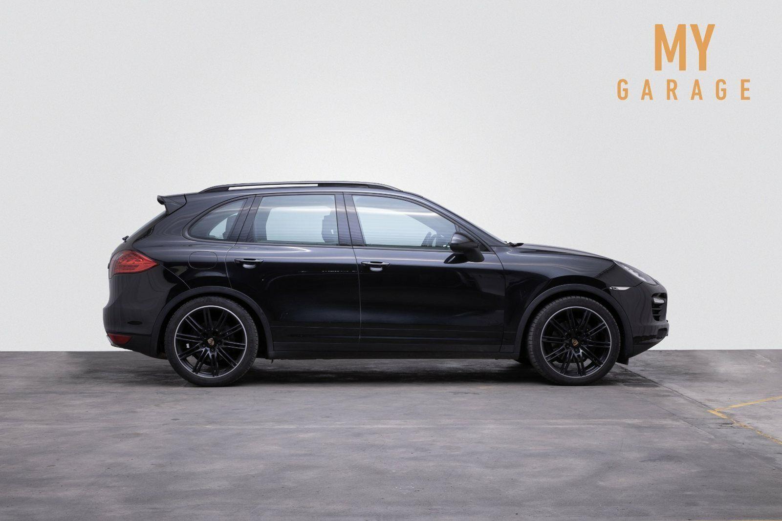 Porsche Cayenne 3,0 D Tiptr. 5d - 529.000 kr.