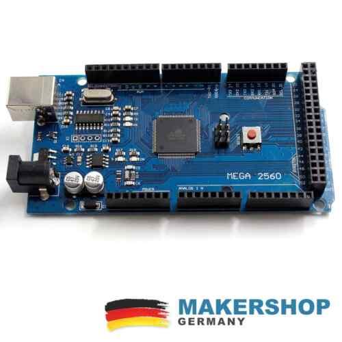Mega 2560 r3 Arduino COMP mikrokontroller Board Atmel ATmega 2560 ch340g