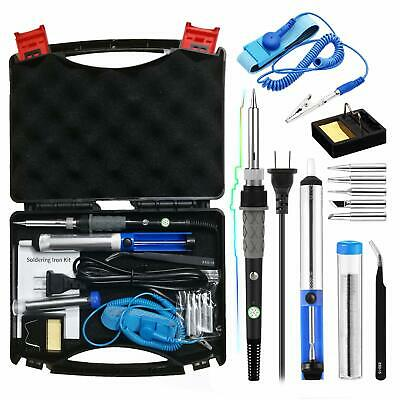 soldering iron kit electronics small projects computer guitar component at home 612677964808 ebay. Black Bedroom Furniture Sets. Home Design Ideas