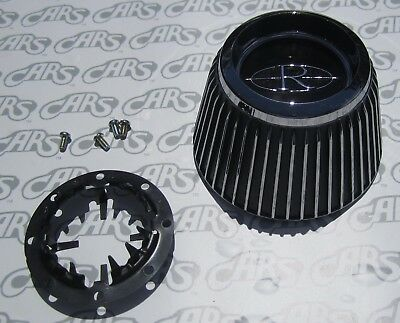 "1966-1970 Buick Wildcat Chrome Wheel Cap Assembly w// 2 1//8/"" Cap Retainer"