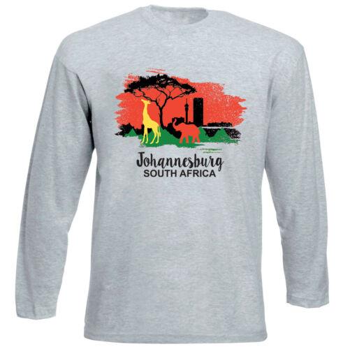 NEW COTTON GREY TSHIRT JOHANNESBURG-SOUTH AFRICA