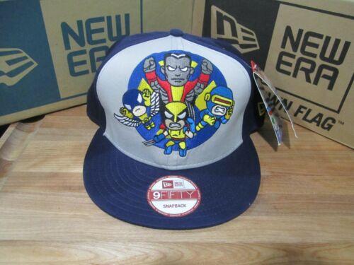 Tokidoki TKDK X-MEN Marvel Comics New Era 9Fifty 950 Hat New Adjustable BOX14