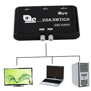 2-In-1-Out-VGA-SVGA-Manual-Sharing-Selector-Switch-Switcher-Box-For-LCD-PC-GD