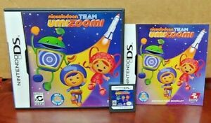 Team-Umizoomi-Umi-Zoomi-Nintendo-DS-DS-Lite-3DS-2DS-Game-Tested-Complete