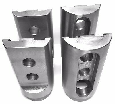 """Polaris RZR Bungs  900S 1000S Cage  Adapters Set 1 3//4/"""" 1.75 2015-19 .120 wall"""