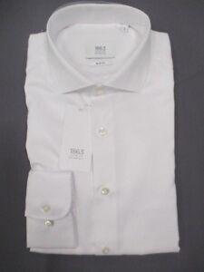 Uni Camicia F682 Strutturata Fit 67 Bianca 1863 Fine Eterna Slim 00 Anziani Premium 8005 RPzXw40qn