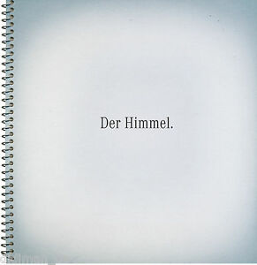 Mercedes-CL-Coupe-Prospekt-Der-Himmel-1999-brochure-catalog-prospektus-Katalog