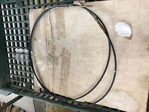 10' Morse control cable