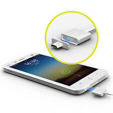 V8 Wsken Micro USB Magnetic Adapter Charger Cable For Android Phones /Tablet Pad