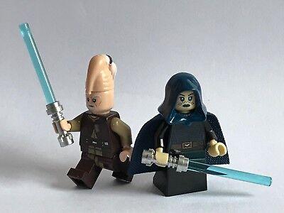 Lego star wars personnage-Ki-Adi-Mundi 75206-sw911